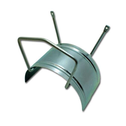 Profi Metall Schlauchhalter Wandschlauchhalter Wandhalter für Gartenschlauch