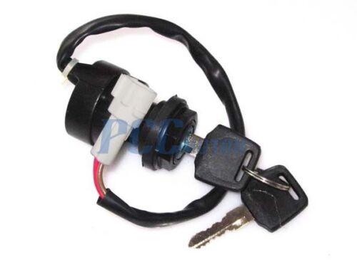 2 Wire Ignition Key Switch Yamaha YFM 125 Wolverine Raptor ATV 2011-2012 H KS24
