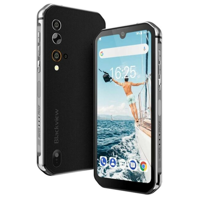 4G Rugged Smartphone Blackview BV9900 8GB+256GB Telefono Cellulare 48MP 4380 mAh