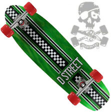 "Blast Black Bart Skateboard complet Weed Cruiser 8.0/"""