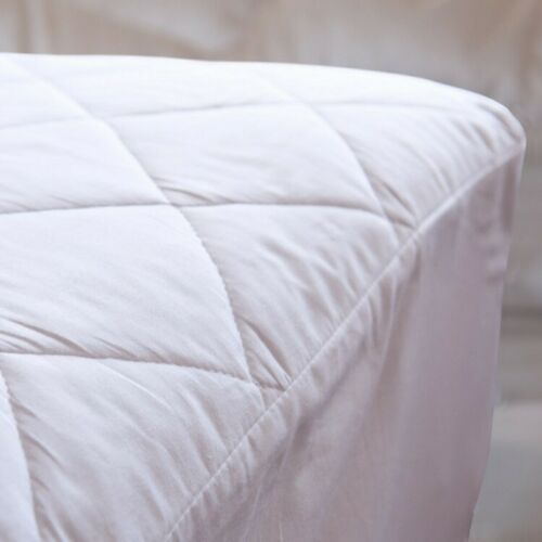 MATTRESS PROTECTOR COVER EXTRA DEEP QUILTED WATERPROOF SINGLE DOUBLE KING SUPER