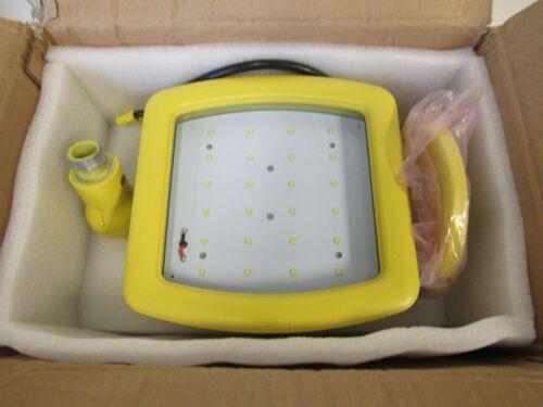 240//277V NIB NEW CESP HIGH BAY LED LAMP 20W CLASS I DIV 2 FOR HAZARDOUS LOC