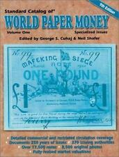 Standard Catalog of World Paper Money, Specialized Issues, Volume One-ExLibrary