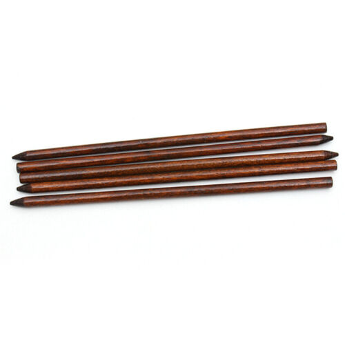 10x Traditional Carved Ebony Wooden Hair Pin Stick Original Retro Women Lady  SP