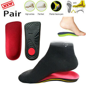 Orthotic-Insoles-Flat-Feet-Foot-High-Arch-Support-Plantar-Fasciitis-Inserts-hot