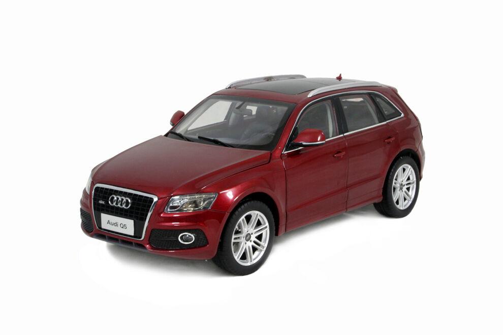 Paudi - 2010 Audi Q5 - rot 1 18  2251R NEW