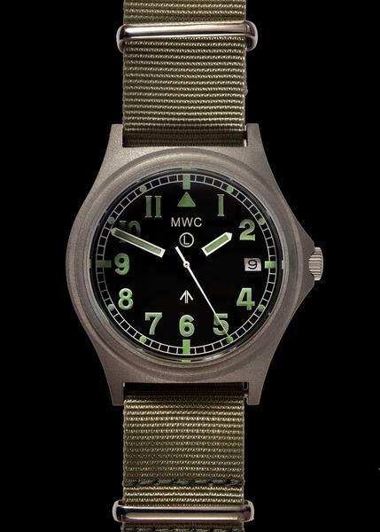MWC G10 Automatic (100m Water Resistant) General Service Military Watch G1021AUT