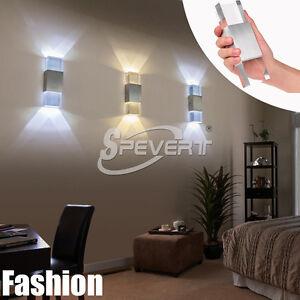 Moderno applique lampada da parete luce corridoio casa for Lampada led interno