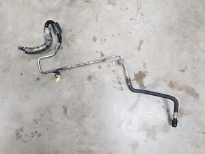 BMW-5-6-SERIES-E60-E61-E63-E64-LCI-M57N-M57N2-POWER-STEERING-RACK-TO-COOLER-PIPE