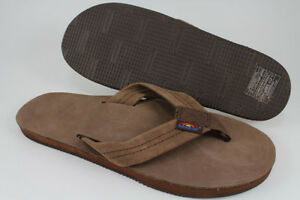 b9cdc4eb48a3 Image is loading RAINBOW-SANDALS-PREMIER-LEATHER-SINGLE-LAYER-WIDE-STRAP-
