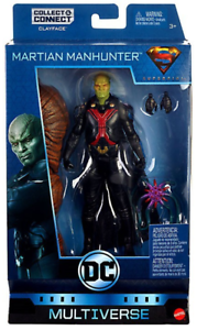 DC Multiverse Wave 8 Martian Manhunter Action Figure