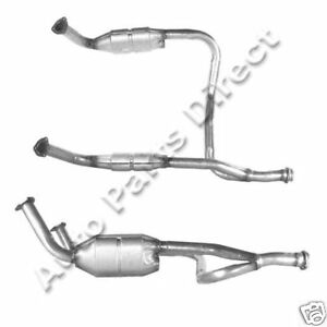 Details about RANGE ROVER 4 0i & 4 6i V8 P38 CAT,CATALYTIC,EXHAUST,  CONVERTER