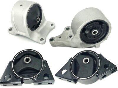 . 2.4L, L4, 2389cc 1993-2001 NISSAN ALTIMA SET OF 2 ENGINE MOUNTS FOR