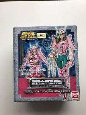 Bandai From Japa Saint Seiya Myth Cloth Andromeda Shun Early Bronze Revival Ver