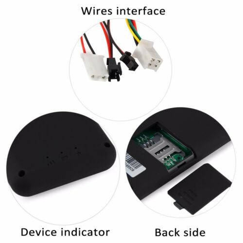 GSM GPRS GPS Tracker GT06 For Car Vehicle Motorcycle Anti-Theft System