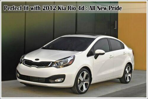 Door Trunk Bonnet Noiseless For 2012 2015 KIA Rio Hatchback 5 door