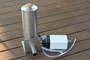 Cold-Smoke-Generator-034-Mark-V1-034-For-BBQ-Smoker-or-Grill-for-Natural-Smoke-Flavor