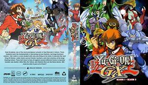Yu-Gi-Oh-Gx-capitulo-1-156-final-todos-region-nuevo-Ingles-Version-Yugioh