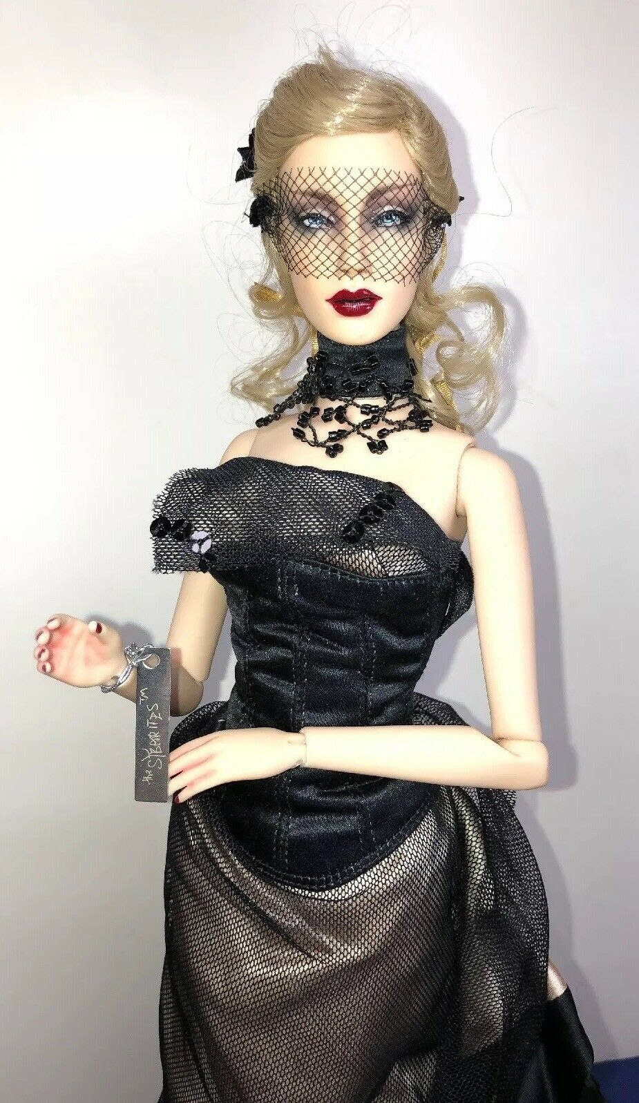 16.5  MUÑECAS SIBARITAS limitada BJD superdoll Alta Costura Salon BJD Resina