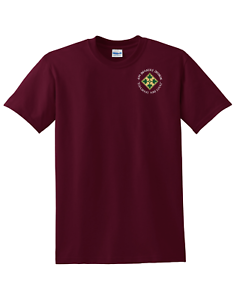 4th Infantry Division Cotton Shirt-4046