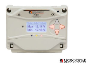 Morningstar-ProStar-PS-30M-PWM-30A-Charge-Controller-with-Display-12-24V-GEN3
