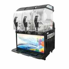 Crathco I Pro 3m Frozen Drink Machine With 3 2 910 Gal Bowls 23w 115v