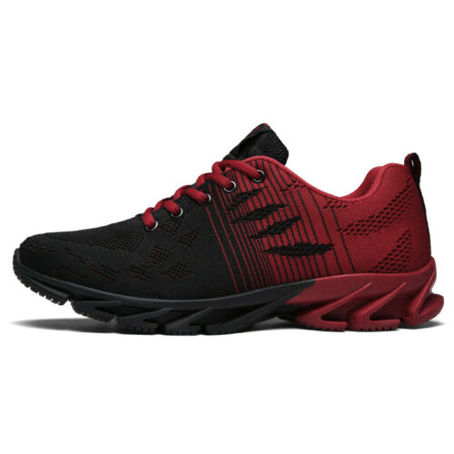 Mens Running Breathable Leisure Walking Outdoor Fashion Sneakers Low Top Shoes