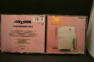 The-Cure-CD-Three-Imaginary-Boys-punk-indie-rock