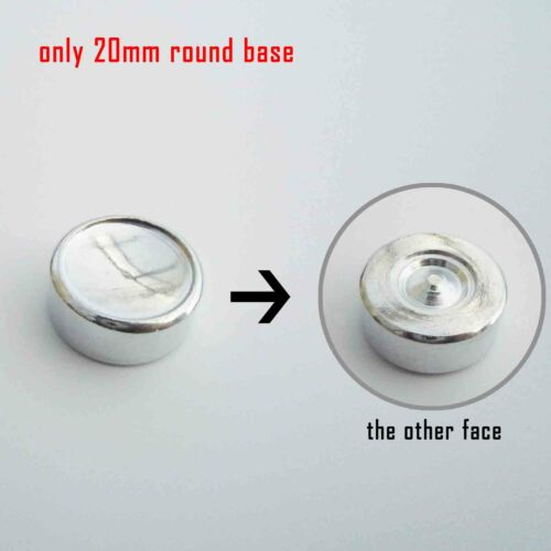 Die Punch Tool for Popper Snap Button Press Stud Leather Bag Coat Rivet Fastener