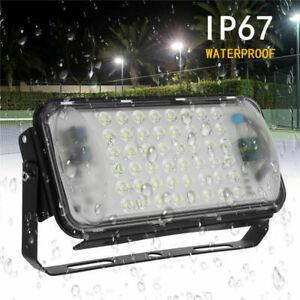 1Pcs-50W-12V-LED-Inonder-Lampe-Waterproof-Projecteur-Iodine-Tungsten-Outdoor-New
