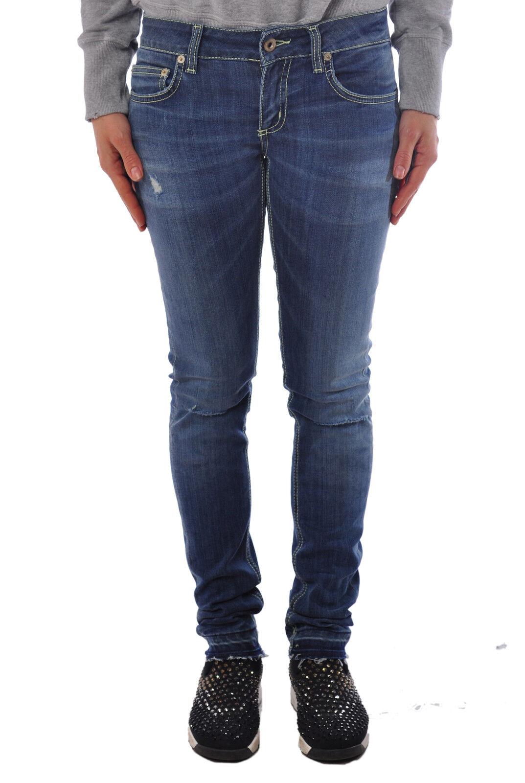 Dondup  -  Pants - Female - 29 - Denim - 1318402B162259