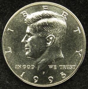 1995-D Kennedy Half Dollar Uncirculated BU