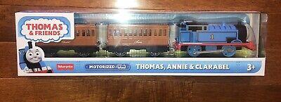 Thomas /& Friends Trackmaster Motorised Annie /& Clarabel Train