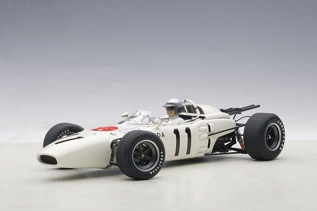 Autoart 86599 - 1 18 Honda Ra272 F1 Grand Prix Mexico 1965 - Ginther Neu