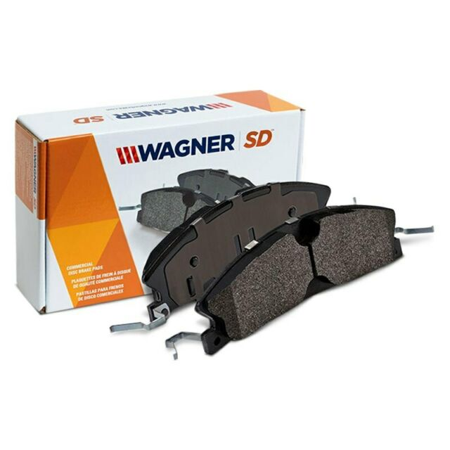 Rear Wagner SevereDuty SX1329 Disc Pad Set Set