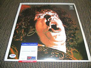 Joe-Cocker-With-A-Little-Help-IP-Signed-Autograph-Album-LP-Record-PSA-Certified