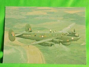 AVRO-SHACKELTON-AEW2-Aircraft-postcard