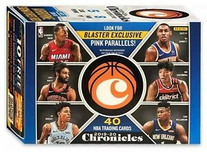 2019-20-Panini-CHRONICLES-Basketball-NBA-Blaster-Box-40-Cards-SEALED-IN-HAND