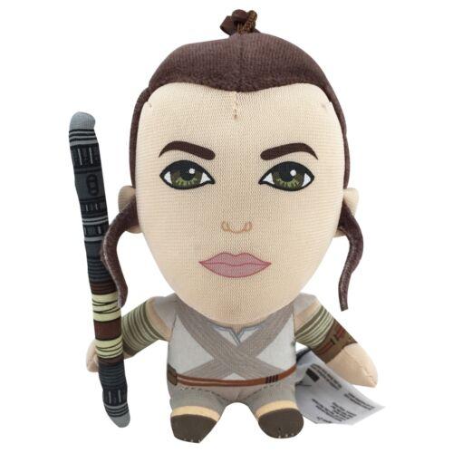 """Star Wars Rey 4/"""" Peluche Parlante Avec Clip Neuf avec étiquettes de la Force Réveille"""