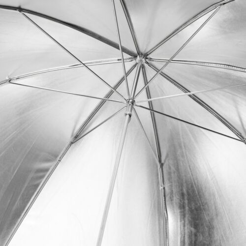 Walimex pro Studio paraguas reflex paraguas negro//plata 109cm