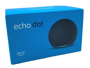 Amazon-Echo-Dot-4-Generation-Smart-Lautsprecher-mit-Alexa-Anthrazit