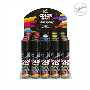 Colorhaarspray-Haarspray-farbig-100ml-Flasche-Karneval-Halloween-Fasching-Party