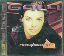 Gala – Freed From Desire 6 Tracks Maxi Cd Ottimo