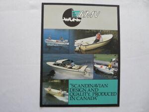 Vintage-KMV-Boat-Sales-Brochure-Catalog-Vital-1700-With-528-442-475-365-320