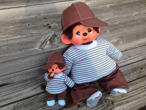 Abbigliamento per Monchichi tg 40-45 cm cioccolato ragazzo Orso Teddy 20 cm o XXL MIS