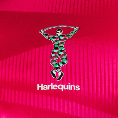 adidas Mens Harlequins 2019 20 Players S Rugby T-Shirt Tee Top