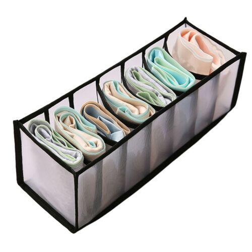 Faltbare Unterwäsche Aufbewahrungsbox Fach Unterhose BH Organizer Schublade