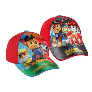 Paw-Patrol-cappello-con-visiera-Premium-bambini-primavera-estate-2-8-anni