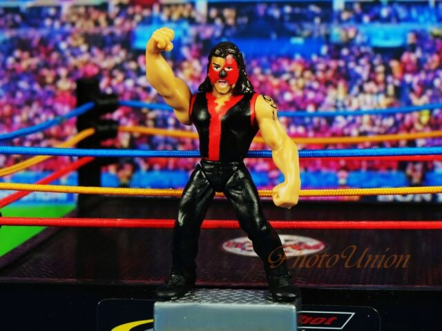 WWE MICRO AGGRESSION Wrestling Wrestler Figure Masked Abyss TNA Impact K1041 C