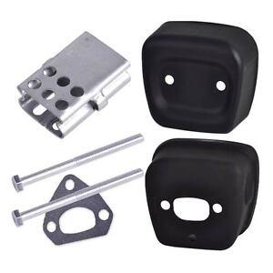 Exhaust-Muffler-Gasket-Bolt-Kit-For-Husqvarna-142-137-141-36-41-Chainsaws